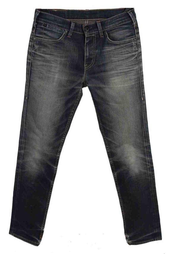 Vintage Unisex Levis Mid Waist Jeans 31 in. Blue J4370-0