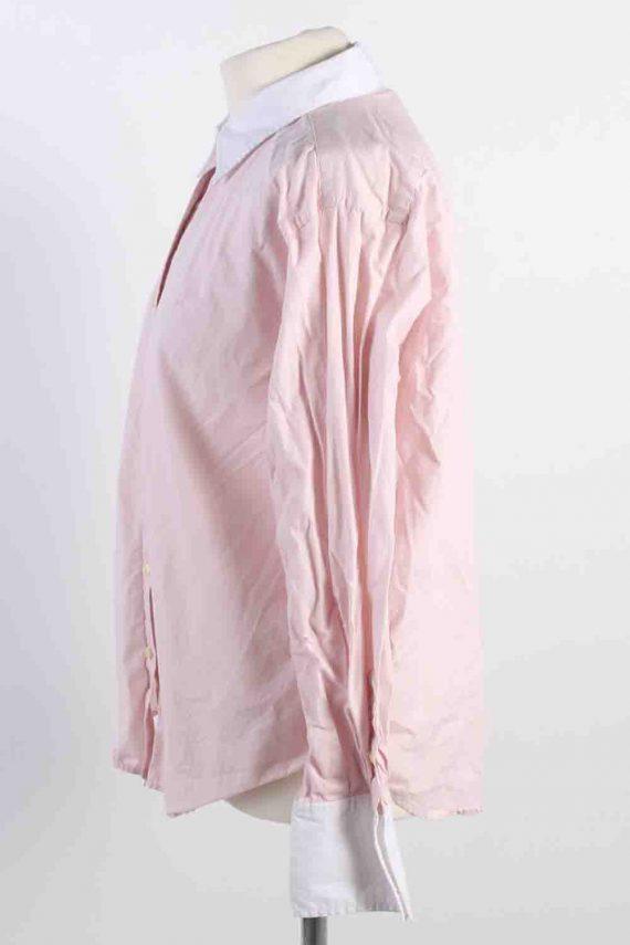 Vintage Ralp Lauren Cotton Long Sleeve Shirts 12 Pink SH3830-114376