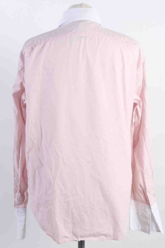 Vintage Ralp Lauren Cotton Long Sleeve Shirts 12 Pink SH3830-114377