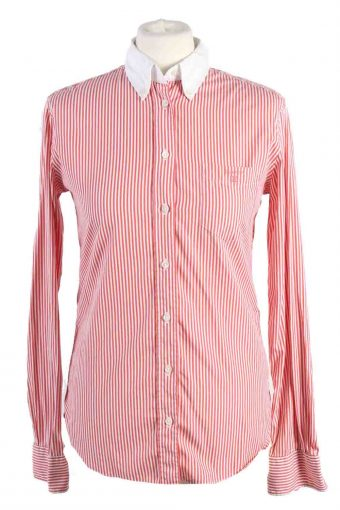 Gant Women Shirt Cotton Long Sleeve 90s White M