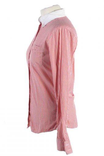Vintage Gant Cotton Long Sleeve Shirts 10 White SH3832-114382