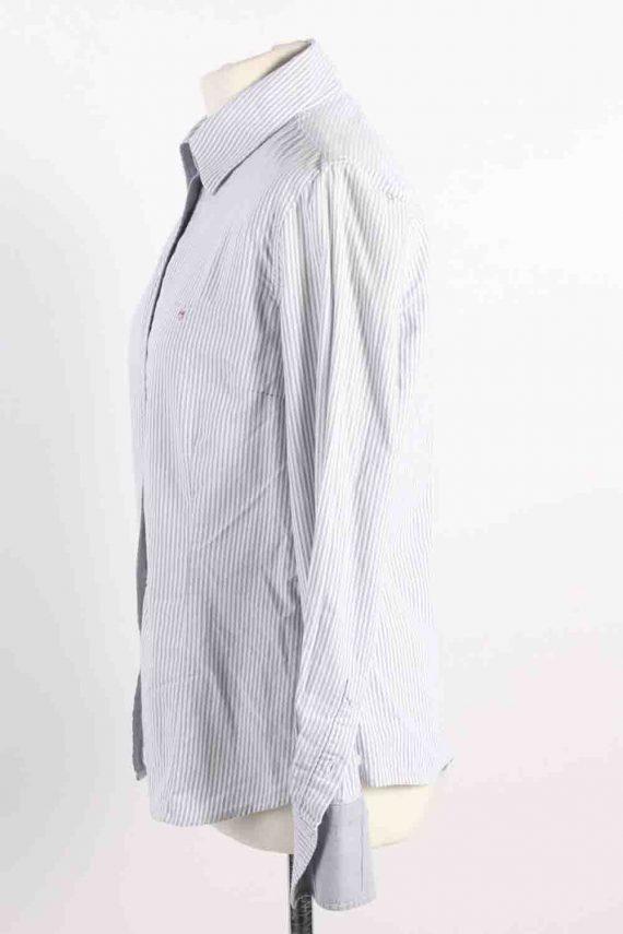 Vintage Gant Long Sleeve Shirts 16 Grey SH3833-114385