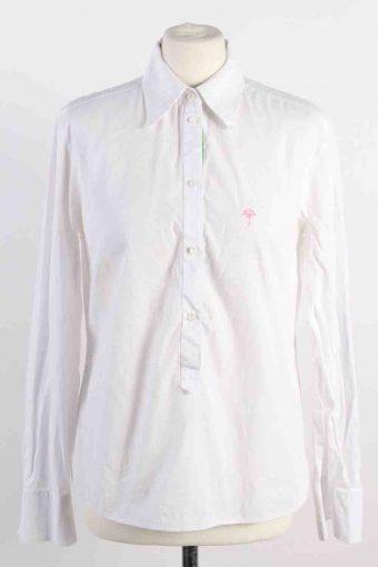Joop Women Long Sleeve Shirt White M