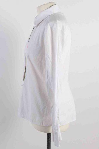 Vintage Joop Long Sleeve Shirts 38 inches White SH3841-114409