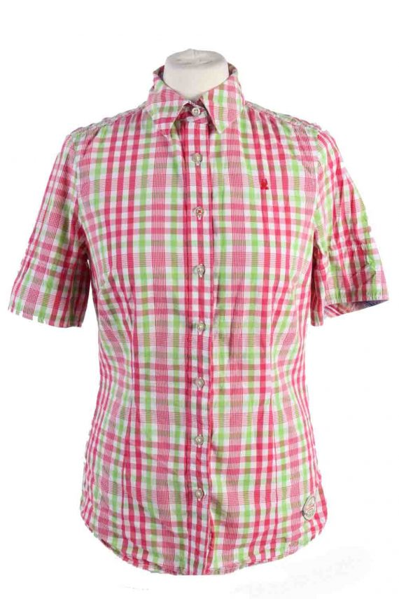 Vintage Gaastra Aloha Short Sleeve Shirts S Multi SH3843-0
