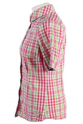Vintage Gaastra Aloha Short Sleeve Shirts S Multi SH3843-114415