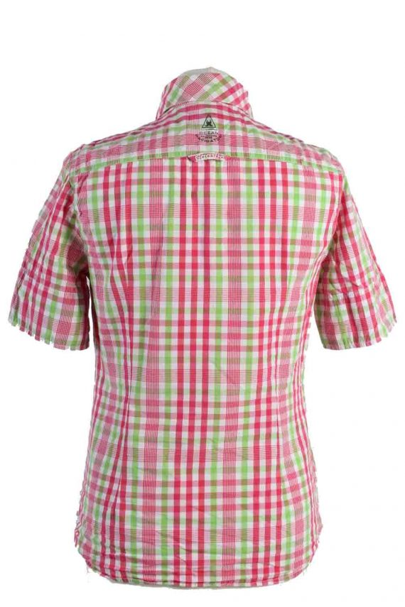Vintage Gaastra Aloha Short Sleeve Shirts S Multi SH3843-114416