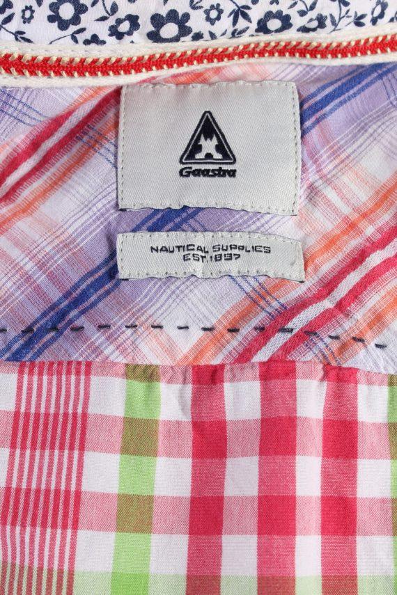 Vintage Gaastra Aloha Short Sleeve Shirts S Multi SH3843-114417