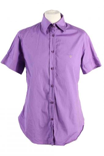 Gant Women Shirt 90s Purple M