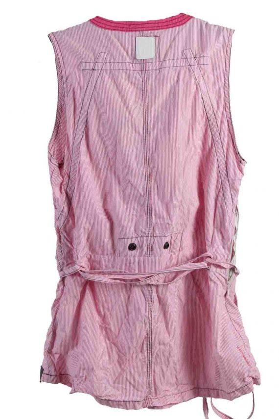 Vintage G-Star Sleeveless Shirts S Pink SH3849-114433