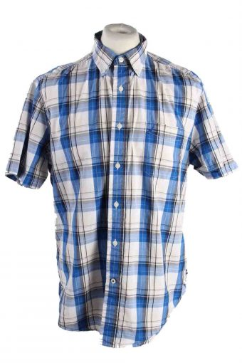 Mens Nautica Cotton Short Sleeve Shirts Multi XL