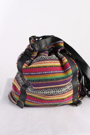 Vintage Womens Street Style Hand Bag Multi Colour BG1019-116127