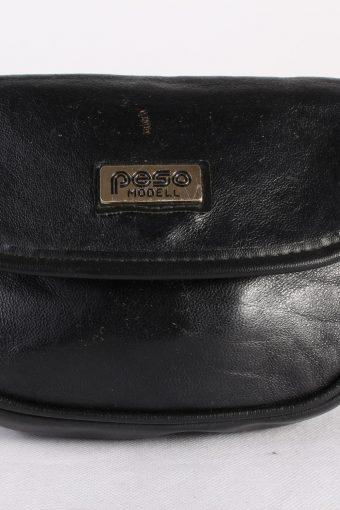 Vintage Womens Casual Crossbody Shoulder Messenger Bag Black