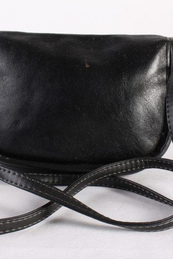 Vintage Womens Casual Crossbody Shoulder Messenger Bag Black BG1029-116167