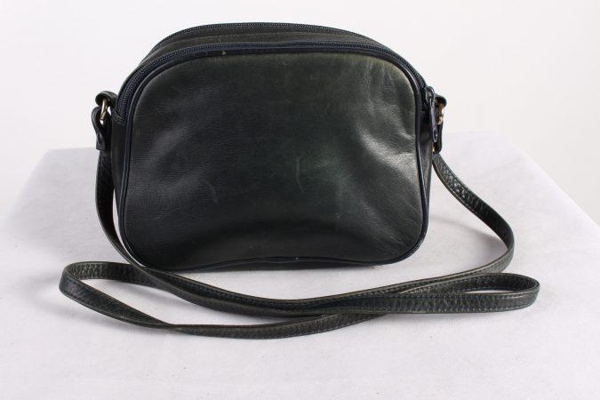 Vintage Womens Small Hand Bag Messenger Shoulder Bag Khaki BG1030-116171