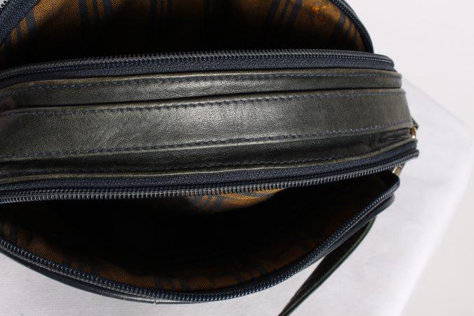 Vintage Womens Small Hand Bag Messenger Shoulder Bag Khaki BG1030-116172