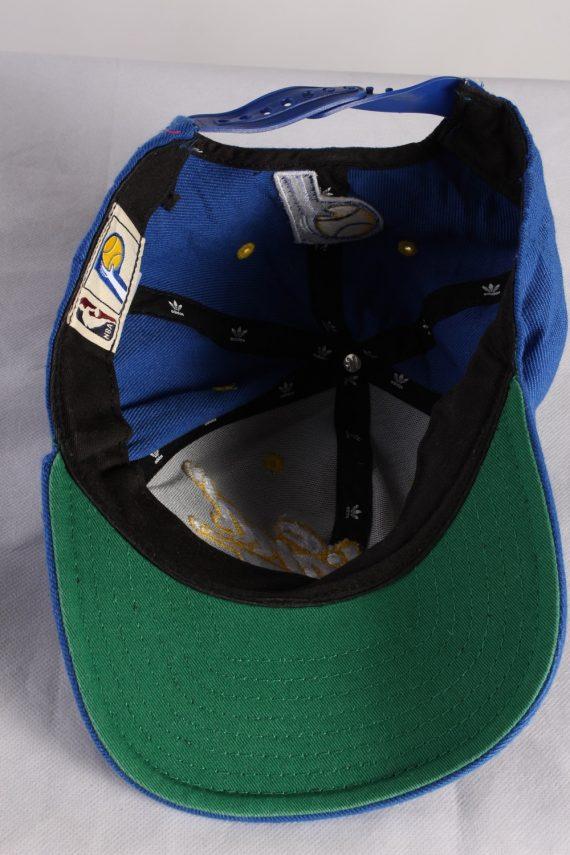 Vintage Adidas Originals Indiana NBA Men's Trucker Cap Blue HAT420-115387