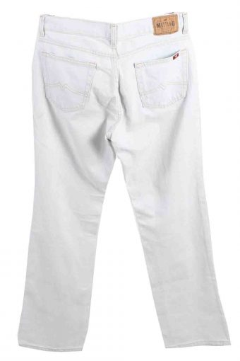 Vintage Mustang Hipster Mit Bootcut Jeans 33 in. Ice Blue J4394-115288
