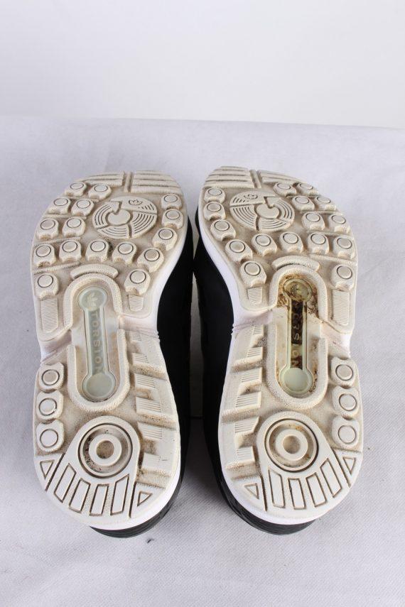 Vintage Adidas Torsion Sneakers Training Running Shoes Unisex UK 5 Black S750-116300