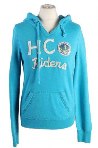 Hollister Hoddie Tracksuit Set90s Retro Turquoise M