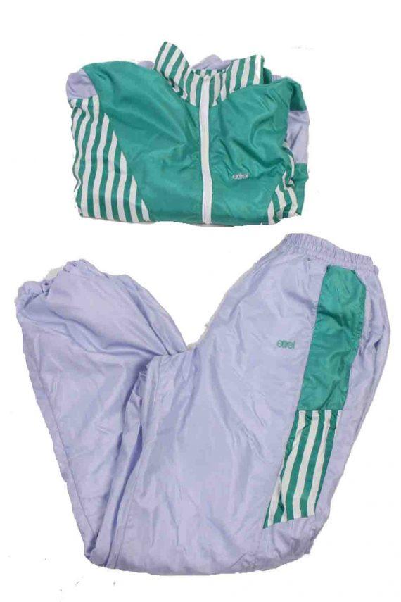 Vintage Etirel Sportswear Top Bottom Set S Multi -SW2374-115863