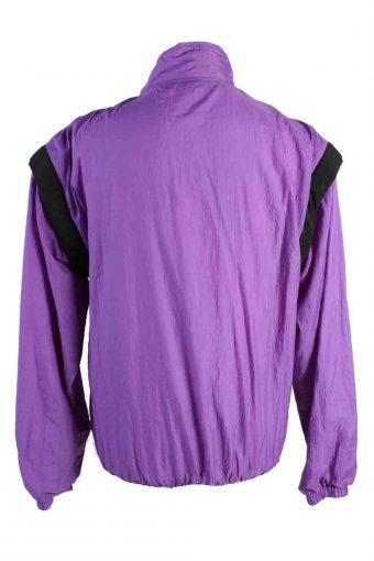 Vintage Hugo Boss Tracksuits Set Sportswear Top Bottom L Purple -SW2378-115886