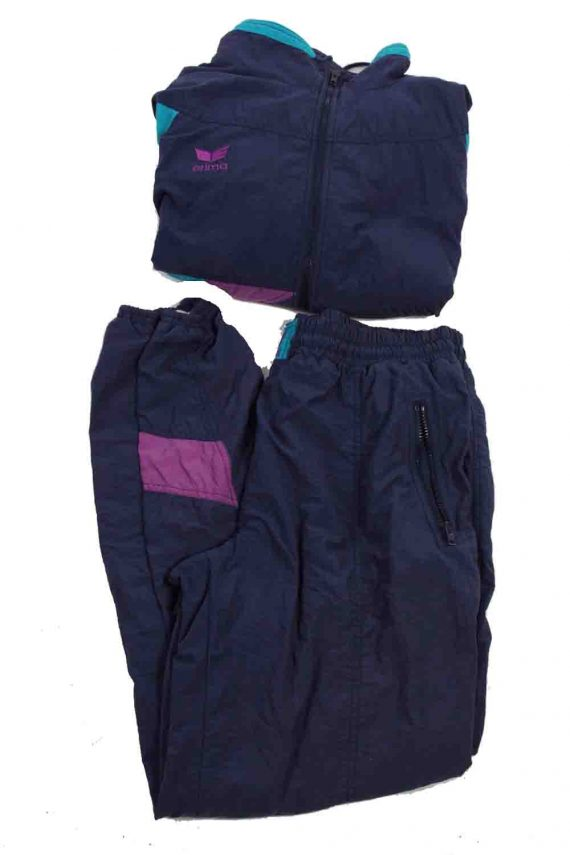 Vintage Erima Tracksuits Set Sportswear Top Bottom M/L Multi -SW2384-115933