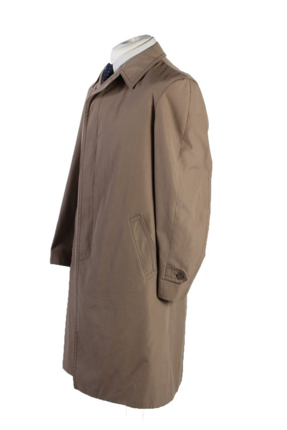 Vintage Classic Trench Coat Chest 45 Taupe -C1535-116751