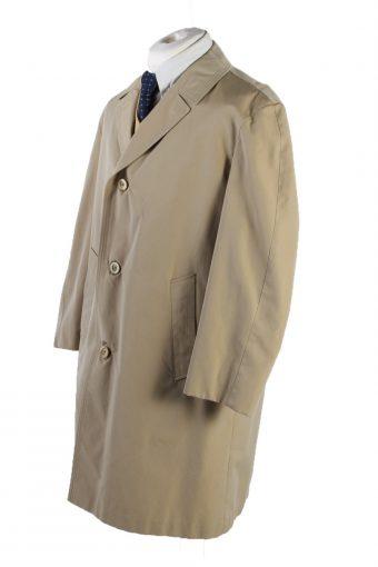 Vintage Alvy Classic Trench Coat Bust 48 Beige -C1537-116761