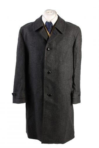 Vintage Formtreu Classic Jacket Coat Chest 50 Grey