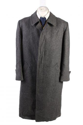Vintage Rebhan Renommee Classic Jacket Coat Chest 50 Grey