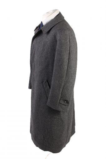 Vintage Rebhan Renommee Classic Jacket Coat Chest 50 Grey -C1558-116923