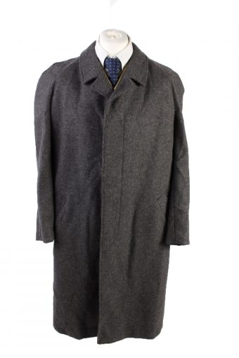 Vintage Classic Jacket Coat Chest 50 Grey