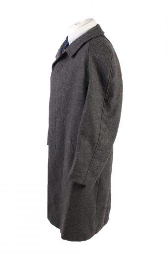 Vintage Classic Jacket Coat Chest 50 Grey -C1563-116948