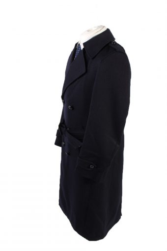 Vintage Modo Gefolo Classic Jacket Coat Chest 40 Dark Blue -C1567-116968