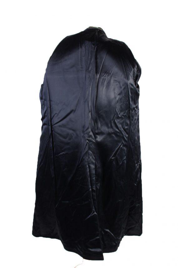 Vintage Modo Gefolo Classic Jacket Coat Chest 40 Dark Blue -C1567-116969