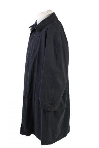 Vintage Hugo Boss Classic Jacket Coat Chest 52 Dark Blue -C1568-116973