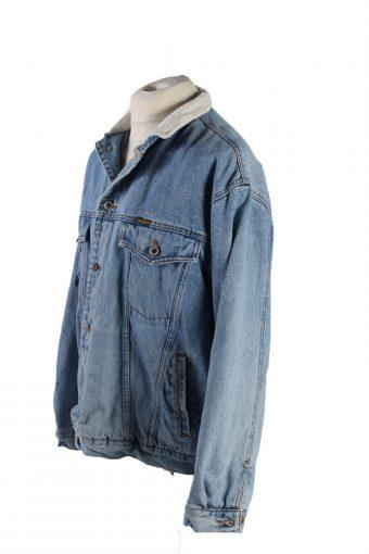 Vintage Arizona Denim Jacket Trucker S Blue -DJ1523-116731