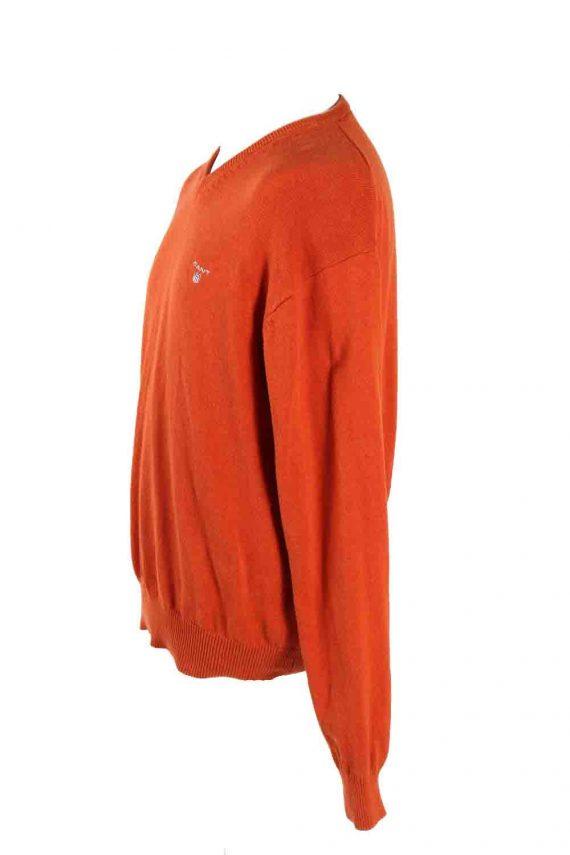 Vintage Gant Sweater Pullover XL Orange -IL1765-116835
