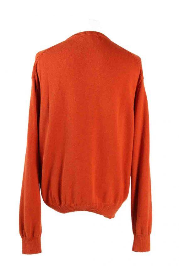 Vintage Gant Sweater Pullover XL Orange -IL1765-116836
