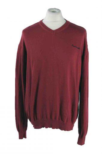 Pierre Cardin Sweater Pullover Red XXL