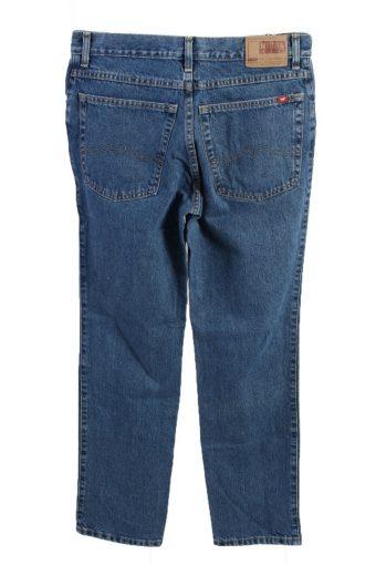 Vintage Mustang High Rise Mid Blue Unisex Jeans J4418-116661