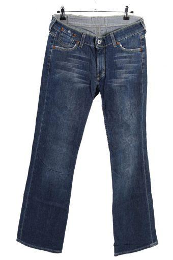 Mustang Girls Oregon Flare Denim Jeans W28 L30