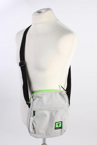 Vintage Reebok Shoulder Bag Unisex Multi