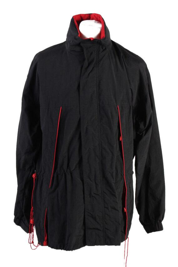 Vintage Marlboro Winter Jacket Black -C1571-0
