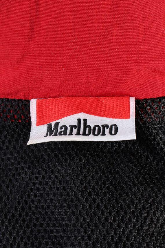 Vintage Marlboro Winter Jacket Black -C1571-117038