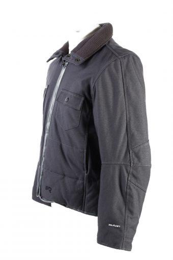 Vintage G Star Winter Puffer Coat M Grey -C1572-117040