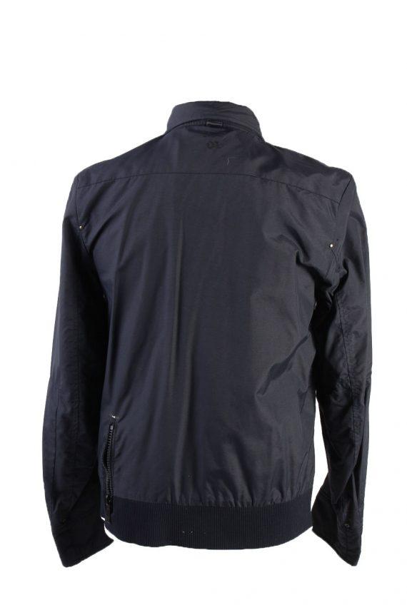 Vintage G Star Winter Jacket L Dark Blue -C1573-117045