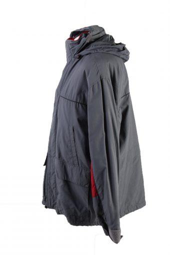Vintage Levi's Winter Puffer Coat L Grey -C1576-117056