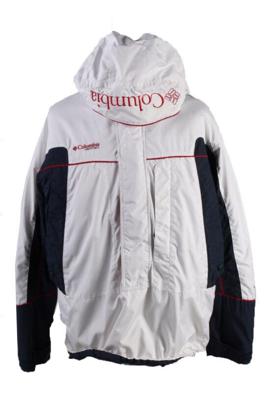 Vintage Columbia Winter Puffer Coat L Multi -C1577-0